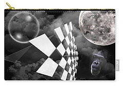 Carry-all Pouch featuring the photograph Dreamscape Five by Ken Frischkorn