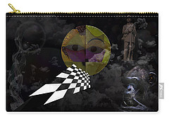 Carry-all Pouch featuring the photograph Dreamscape Four by Ken Frischkorn