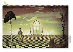 Carry-all Pouch featuring the photograph Dreamscape One by Ken Frischkorn