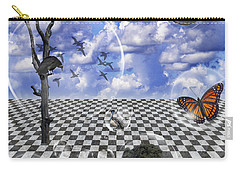 Carry-all Pouch featuring the photograph Dreamscape Two by Ken Frischkorn