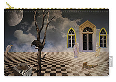 Carry-all Pouch featuring the photograph Dreamscape6b by Ken Frischkorn