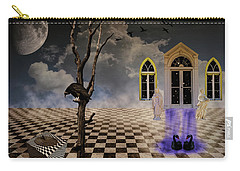 Carry-all Pouch featuring the photograph Dreamscape7a by Ken Frischkorn
