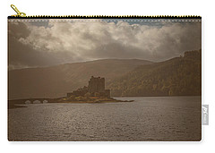 Carry-all Pouch featuring the photograph Dreamy Castle #g8 by Leif Sohlman