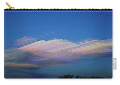 Dreamy Clouds Carry-all Pouch by Karen Slagle