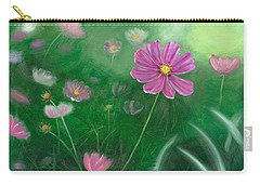 Cosmos Flowers Carry-all Pouch