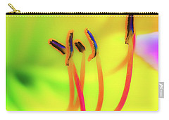 Dreamy Daylily Carry-all Pouch