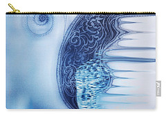 Dreamy Dream Carry-all Pouch by Fei A