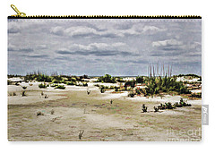 Dreamy Sand Dunes Carry-all Pouch