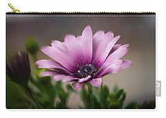 Dreamy Flower Carry-all Pouch by Mary Timman