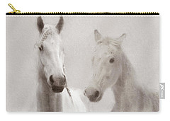 Dreamy Horses Carry-all Pouch