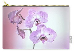 Dreamy Pink Orchid Carry-all Pouch