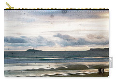 Dreamy Seascape Carry-all Pouch by Andrea Barbieri