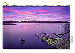 Dreamy Sunrise Carry-all Pouch