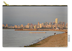 Dreamy Vancouver Skyline Carry-all Pouch