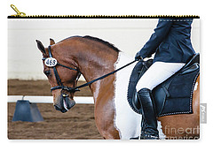 Dressage Show Horse Carry-all Pouch