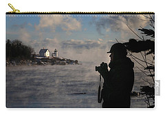 Dressed For Sea Smoke Carry-all Pouch