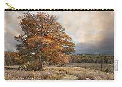 Dressed In Autumn Carry-all Pouch by Robin-Lee Vieira