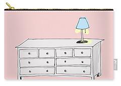 Dresser Carry-all Pouch