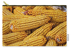 Dried Corn Carry-all Pouch