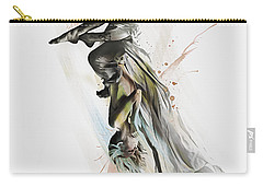 Drift Contemporary Dance Two Carry-all Pouch