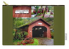 Drift Creek Covered Bridge Carry-all Pouch