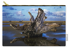 Driftwood And Reflection Carry-all Pouch