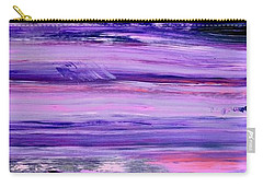 Driftwood Purple Carry-all Pouch