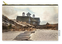 Carry-all Pouch featuring the photograph Driftwood by Robin-Lee Vieira