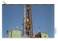 Drilling Ahead Carry-all Pouch