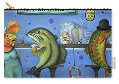 Drink Like A Fish Carry-all Pouch