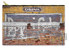 Drink Pepsi Cola Carry-all Pouch
