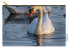 Dripping Swan Carry-all Pouch