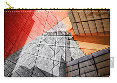 Driven To Abstraction Carry-all Pouch by Wayne Sherriff