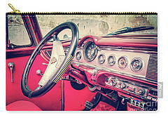 Driving In Havana Carry-all Pouch