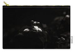 Carry-all Pouch featuring the photograph Droplets 7 by Cendrine Marrouat