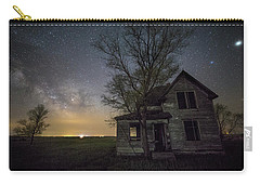 Drops Of Jupiter  Carry-all Pouch by Aaron J Groen