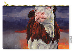 Drought Breaker Carry-all Pouch by Margaret Stockdale