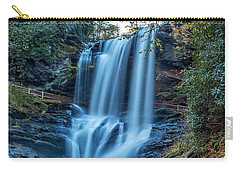 Dry Falls From The Base Carry-all Pouch
