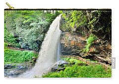 Dry Falls Highlands North Carolina 2 Carry-all Pouch