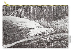 Dry Riverbed Carry-all Pouch