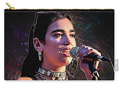 Dua Lipa Carry-all Pouch