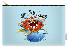 Dub-loons Carry-all Pouch by Andy Catling
