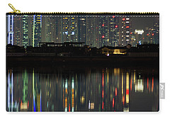 Dubai City Skyline Nighttime  Carry-all Pouch