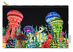Dubai - Garden Glow Carry-all Pouch