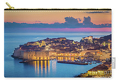 Dubrovnik Twilight Panorama Carry-all Pouch