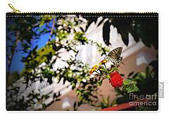 Dubrovniks Butterfly Carry-all Pouch