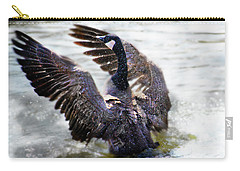 Duck Conductor Carry-all Pouch