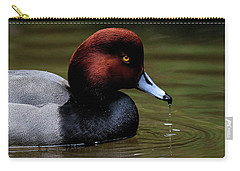 Duck Drip Carry-all Pouch by Steve McKinzie