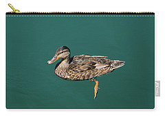 Duck Floats Carry-all Pouch