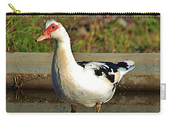 Duck Twice Carry-all Pouch